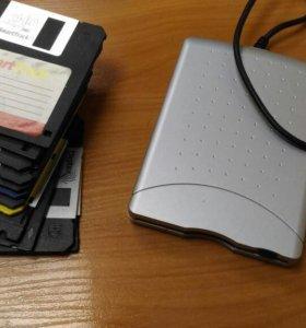 Floppy Drive USB