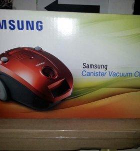 Новый Пылесос Samsung