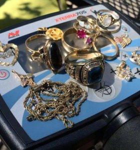 Поиск потерянных вещей металлоискателем!