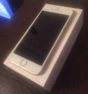 iPhone 6/16/золотой