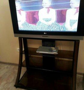 Телевизор плазма LG 42 дюйма📺