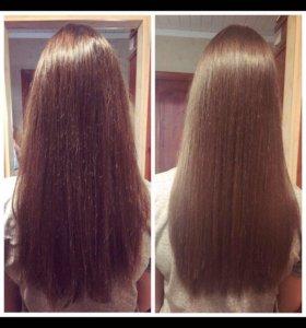 Полировка волос,Ботокс