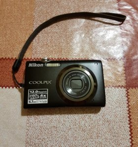 Фотоаппарат nikon s 3000
