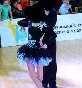 Танцевальное платье, латина