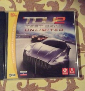 "Компьютерная игра ""Test Drive Unlimited 2"""