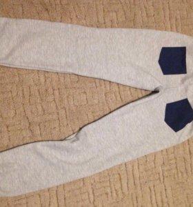 Новые Спортивные штаны на флисе