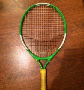 Теннисная детская ракетка