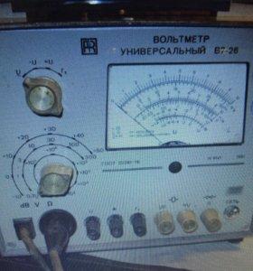 Вольтметр В7-26