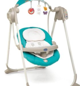 Качели Chicco Polly Swing Up Emerald