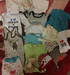 Одежда для новорождённого