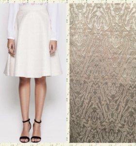 Нарядная новая юбка