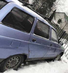 Автомобиль ВАЗ 2111, на ходу, сел и поехал