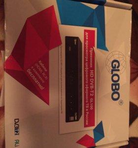 Ресивер GLOBO HD DVB-T2 GL100