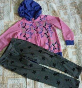 Одежда для девочки 98-104-110