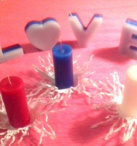 Handmade Свечи своими руками