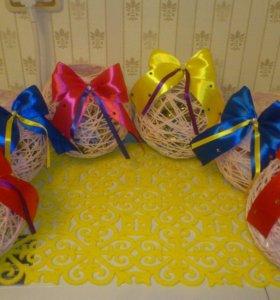 Корзинка с конфетками