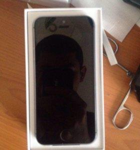 iPhone 5( черный )