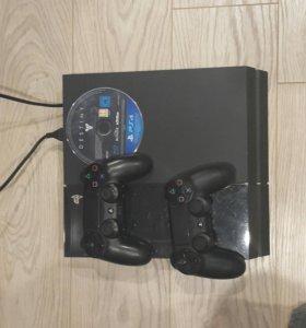 Playstation 4 и возможен торг