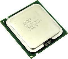 Процессор Intel Pentium 4 511