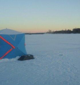 Палатка куб викинг 3