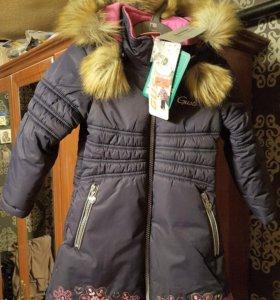 Новое пальто Gusti р.104