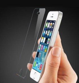 Защитное броне стекло iPhone