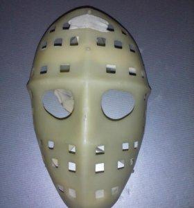 Детская хоккейная маска