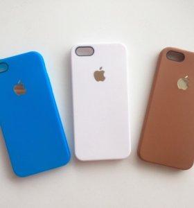 Чехол iPhone 5/5S5SE (силикон)
