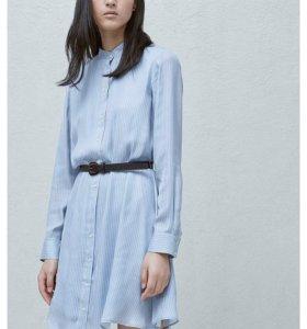 Платье-рубашка Mango новое