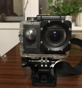 Экшн-Камера sj cam 4000