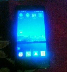 Телефон Алкател ончватайс пиксилис 4,5