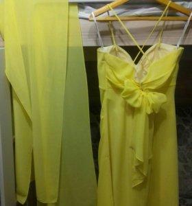 Фирменное платье Tobebride