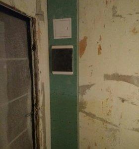 Электрика в квартире под ключ с нуля