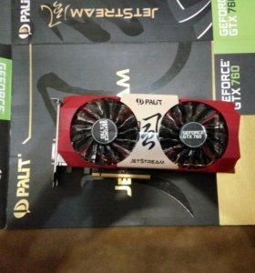 Видеокарта Nvidia gtx 760 2 гигабайта