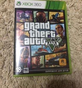 ГТА 5 на Xbox 360