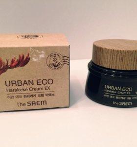 Крем The SAEM URBAN ECO Harakeke Cream EX