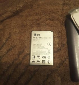 Аккумулятор от lg g4