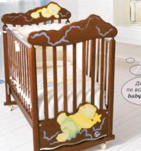 Детская кровать Baby Expert Incanto Fantasia.