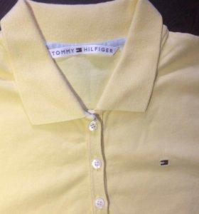 Оригинальная футболка-поло Tommy Hilfiger
