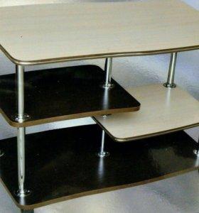 Журнальный столик 5труб