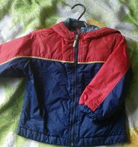 Курточка на весну лето