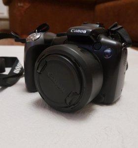 Цифровой фотоаппарат Canon PowerShot SX10 IS