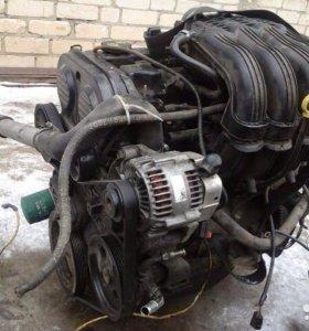 Двигатель Крайслер 2.4L Siber