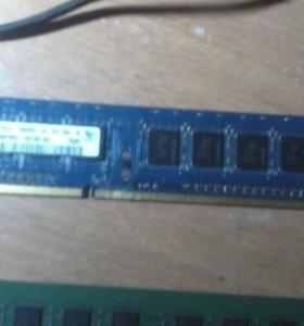 Оперативная память(ОЗУ)ddr3,2gb