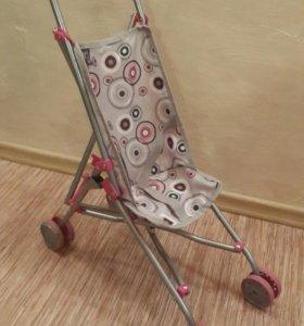 Коляска игрушечная для малыша
