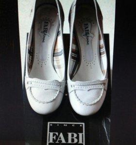 Туфли Fabi, 35,5 размер