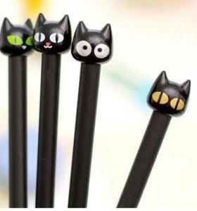 """Ручка """"ручной кот"""""""