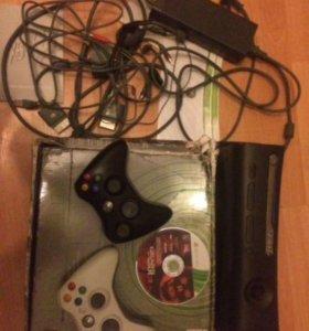Продам приставку Xbox 360 120 GB
