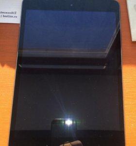 iPad mini 3 16gb + cellular LTE экран retina
