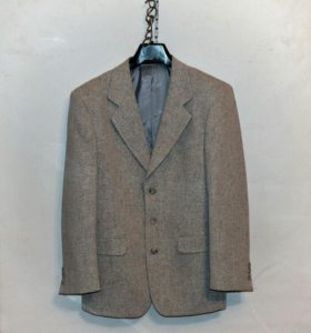 Пиджак полушерстяной мужской.